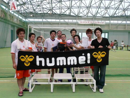 Futsal(フットサル)・Soccer(サッカー)の大会・情報コミュニティー